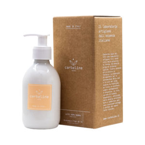 Carbaline Spicy Lavender Body Lotion