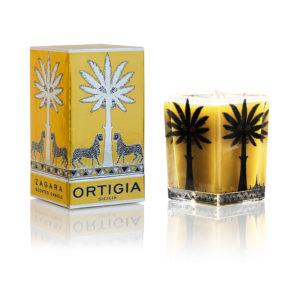 Ortigia Zagara illatgyertya