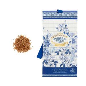 Portus Cale Gold & Blue illatzsák