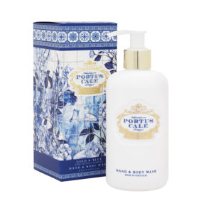 Portus Cale Gold & Blue Shower Gel