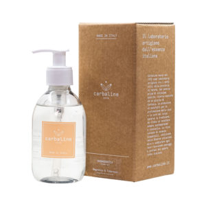 Carbaline magnolia tuberose shower gel