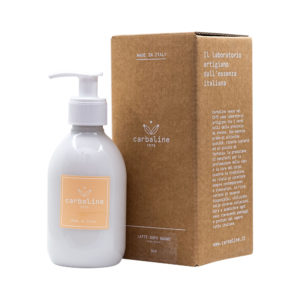 Carbaline Oud Body Lotion