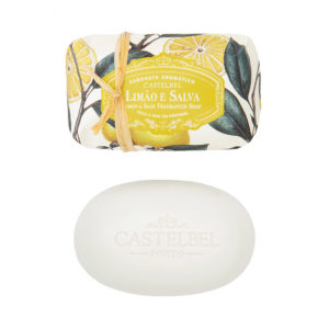 Castelbel citrom és zsálya szappan