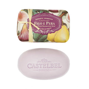 Castelbel Fig and Pear Soap (150g)