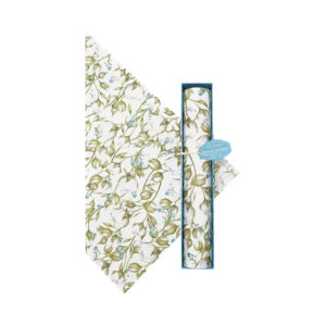 Castelbel Cotton Flower Fragranced Drawer Lining Paper