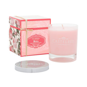 Castelbel rózsa illatgyertya