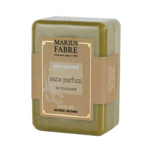 Marius Fabre Fragrance-Free Olive Oil Soap
