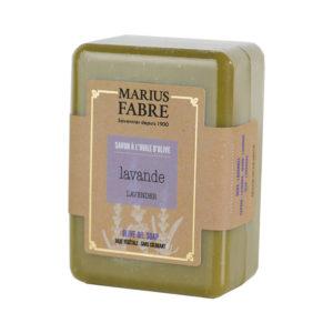 Marius Fabre Olive Oil Soap with Lavender