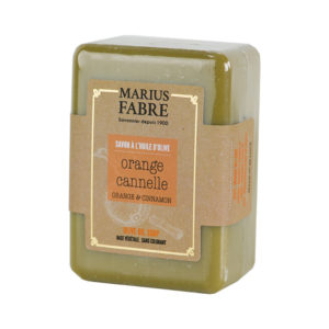 Marius Fabre Narancs-fahéj olívaszappan