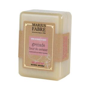 Marius Fabre Shea vajas szappan cseresznyevirággal és gránátalmával