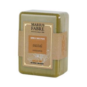 Marius Fabre szantálfás szappan