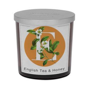 Pernici nagy angol tea és méz illatgyertya