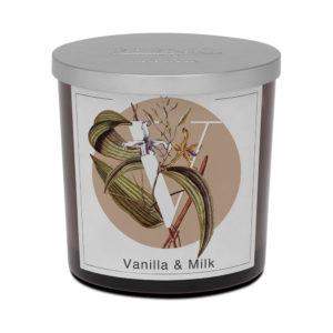 Pernici nagy vanília és tej illatgyertya