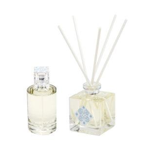 Rose et Marius Friss Menta otthon illatosítási ajándékcsomag