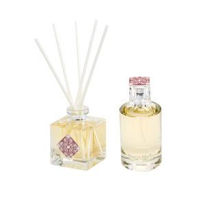 Rose et Marius Rozé otthon illatosítási ajándékcsomag