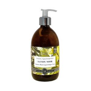 Tadé bio fekete aleppo folyékony szappan