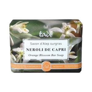 Tadé neroli bar aleppo soap