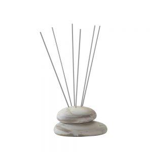 7scents Kitchibe Tumi illat diffúzor szürke pálcákkal