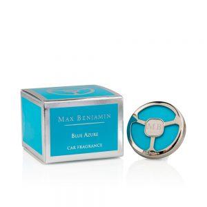 7scents Max Benjamin Blue Azure autó illatosító