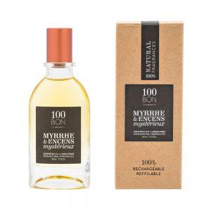 7scents 100BON Myrrhe & Encens Mysterieux EDP Parfüm (50ml)