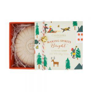 7scents Castelbel Téli álom karácsonyi erdei gyümölcs szappan