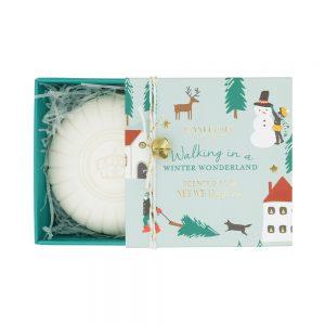 7scents Castelbel Téli álom karácsonyi fenyő szappan