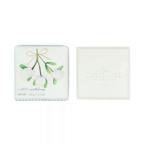 7scents Castelbel Pom pom karácsonyi fagyöngy szappan