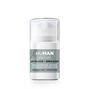 7scents Estime & Sens HUMAN könnyű arckrém emulzió férfiaknak