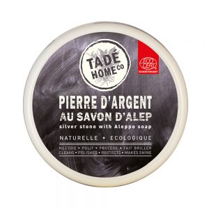 7scents Tadé Ezüst tisztító Aleppo szappannal