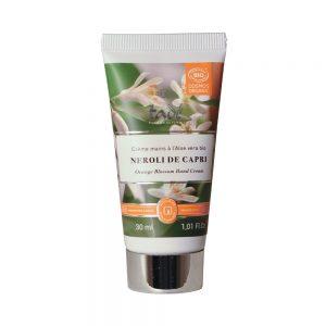 Tadé Organic Aloe Vera Hand Cream with Neroli di Capri scent