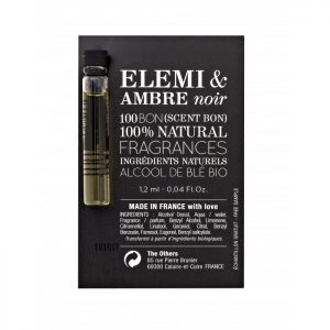 100BON Elemi & Ambre Noir EDP Parfüm minta