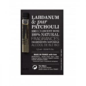 100BON Labdanum & Pur Patchouli EDP Parfüm minta