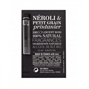 100BON Néroli & Petitgrain Printanier EDP parfüm minta
