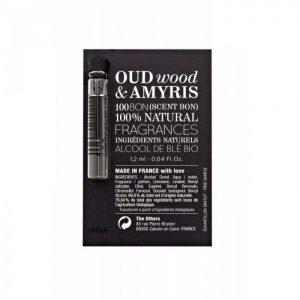 100BON Oud Wood & Amyris EDP Parfüm minta