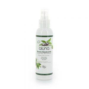 7scents Aluna Bio timsókő dezodor spray zsálya illattal