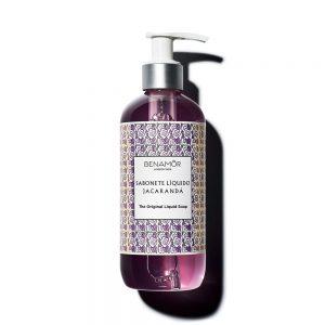 Benamôr Jacarandá folyékony szappan