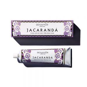 Benamôr Jacarandá testápoló krém