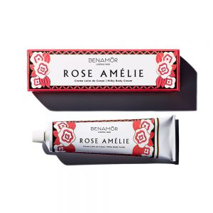 Benamôr Rose Amélie testápoló krém