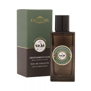 Castelbel Gentlemen's Club Oud & Bergamott Parfüm (EdT)