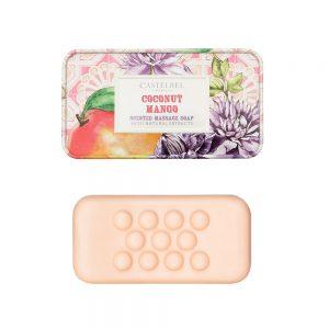 Castelbel Smoothie Kókusz Mangó masszázs szappan