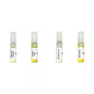 JMP Artisan Perfumes Parfüm felfedező szett